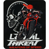 *SPEED OF WEAPON* STICKER