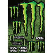AUTOCOL. MONSTER ENERGY