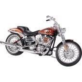Fertigmodell Harley Davidson 2014 CVO Breakout, Maßstab 1:12