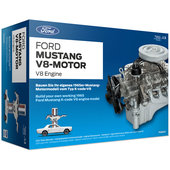 FRANZIS FORD MUSTANG V8 engine