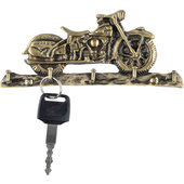 Louis Motorcycle Key-Rack, 5 Hooks