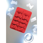 ICE CUBE TRAY *MOTORBIKE* 10 DIFFERENT SHAPES