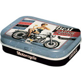 PILLENDOSE *BEST GARAGE* MASSE: 40 X 60MM, 15GR