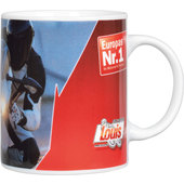 BIKER-MUG *LOUIS* CAPACITY 330 ML. CERAMIC