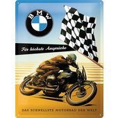 BMW SPORT METAL SIGN