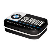 PILLENDOSE *BMW SERVICE* MASSE: 40 X 60MM, 15GR