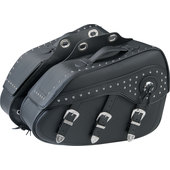 HELD MEDINA SADDLEBAGS BLACK FOR CLICK SYSTEM