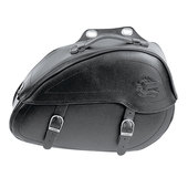 HELD DENVER SADDLEBAGS BLACK FOR CLICK SYSTEM