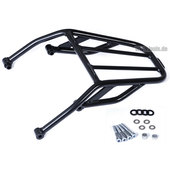SW MOTECH XT 600 93- TUBULAR LUGGAGE RACK, BLK