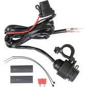 12V VEHICLE EURO SOCKET 10A, 170 CM WIR. HARNESS