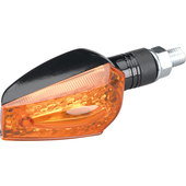 Universal turn signal in plastic housing