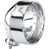 Chrome Headlight High Beam