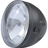 Headlight With LED Parking Light Ring