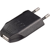 USB Travel Charger 100-240V - 5V / 800MA