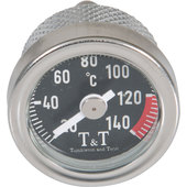 T&T Oil Temperature Gauge For Various Vehicles