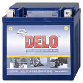 DELO GEL AGM-BATTERY