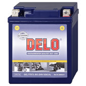 DELO gel batteries, FA / sealed