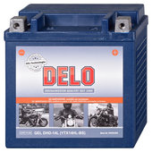 DELO Gel HD battery