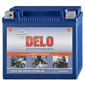 DELO Gel HD Batterie