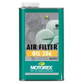 MOTOREX HUILE FILTRE À AIR 206, 1 LITRE