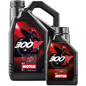 300V 4T Engine Oil SAE 15W-50 FL Road Racin, fully synthetic