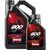 Motul 800 2T FL Off Road, vollsynthetisch