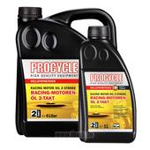 PROCYCLE 2-STROKE ENGINE OIL, FULLY SYNTHETIC