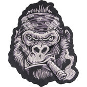 Sew-On Badge: Gorilla