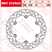 TRW Lucas Racing Brake Disc