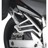 FZ 6 PILLION FOOTREST