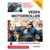 VESPA MOTORROLLER BUCH PK-/PX-/COSA-MOD. SEIT 70