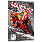 DVD *MARQUEZ* PORTRAIT OF YOUNGEST MOTOGP CHAMPION