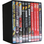 DVD ISLE OF MAN 2000-2009