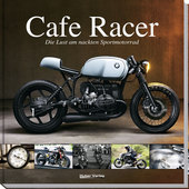 CAFE RACER, 208-PAGE BOOK