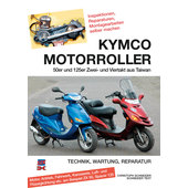 BOOK: KYMCO MOTORROLLER