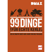 Book - 99 Things for Real Action Men