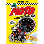 MOTOMANIA COMIC BAND 12