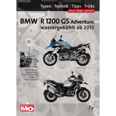 BMW MANUALE R 1200 GS LC