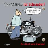 COMIC- DAS BUCH Z.ZWEIRAD PERSCHEID FÜR SCHRAUBER