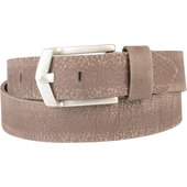 VANUCCI LEATHER BELT