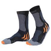 X-Socks Moto Touring Motorradsocken Kurz