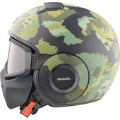 Shark Raw Kurtz Jet Helmet