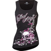 LETHAL ANGEL TANK TOP