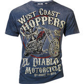 West Coast Choppers El Diablo t-shirt
