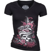 LETHAL ANGEL LADIES SHIRT ORIGINAL SIN