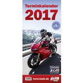 LOUIS TERMINKALENDER 2017