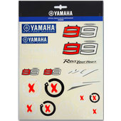 LORENZO STICKER LORENZO + YAMAHA COLLECT.