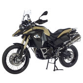 BMW F800 GS/ADVENTURE CARBONTEILE VON ILMBERGER