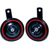 WOLO disc horn twin set