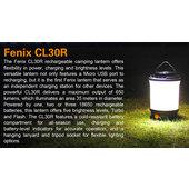 FENIX CAMPING LAMPE CL30R